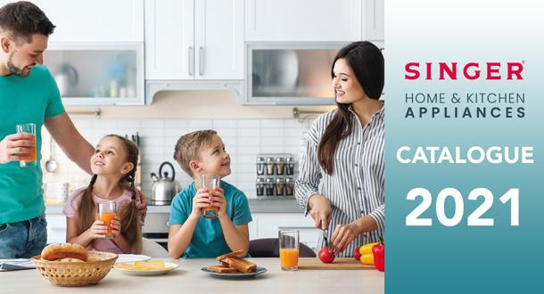 Singer Home And Appliances Catalogue 2021