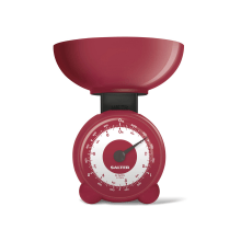 Salter 139 Mechanical Scale 3KG Red