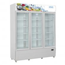 Sisil Bottle Cooler 3 Doors 980L