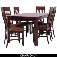 Harper Dining Room Suit - 1 Chair Only