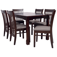Monarch Dining Room Suit - 6 Seater