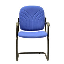 Fabric Visitor Chair