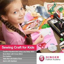 Singer Fashion Academy Sewing Craft For Kids Course