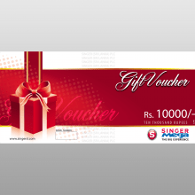 Mega Gift Voucher - Rs 10,000