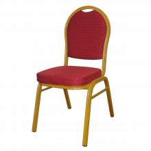 Banquet Chair (Red)
