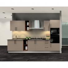 Singer Signature Kitchen Pantry - Block Kitchen, Bramer Dark Marble