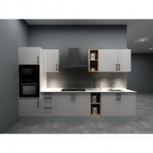 Singer Signature Kitchen Pantry - Block Kitchen, Cloud Terrazzo