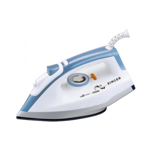 Singer Dry Iron 1200W With Spray Option