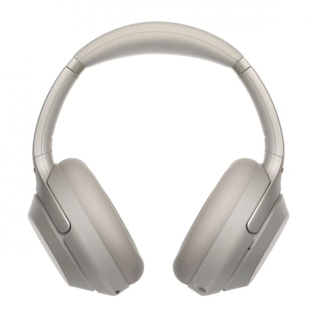 Sony Bluetooth Headphone - WH-1000XM3 (Silver)