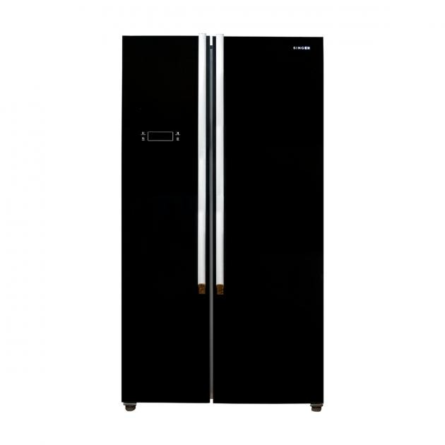 SINGER Inverter Side-By-Side Refrigerator - 514L Capacity