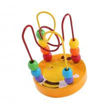 Mini Roller Bead Bee Educational Toy